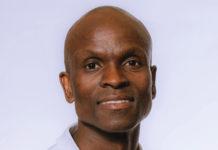 Nhlanhla Yende, Regional Manufacturing Manager for CCBSA Coastal Region